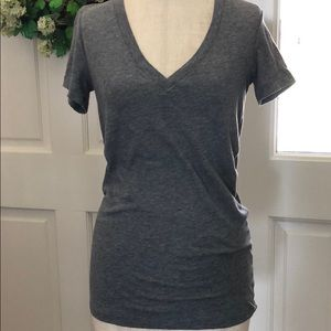 💗PINK by Victoria's Secret Gray T-shirt